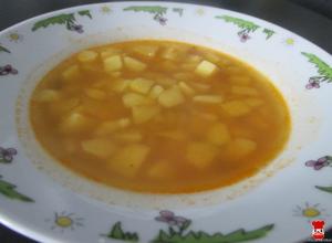 Rascovo-zemiaková polievka
