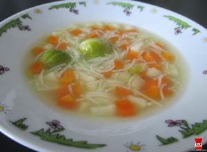 Slížiková polievka