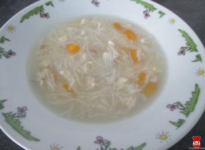 Kuracia polievka