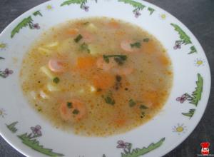 Frankfurtská polievka